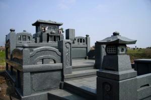 墓石 - 施工事例03
