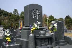 墓石 - 施工事例04