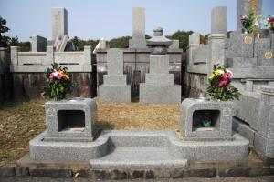 墓石 - 施工事例07