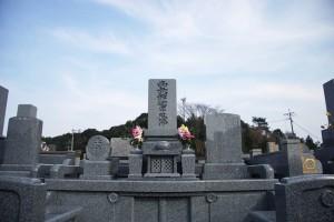 墓石 - 施工事例12