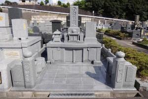 墓石 - 施工事例15