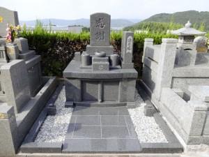 墓石 - 施工事例17